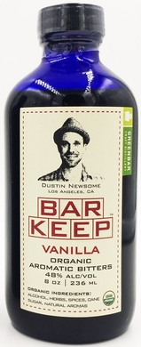 Bar Keep Vanilla Organic Aromatic Bitters