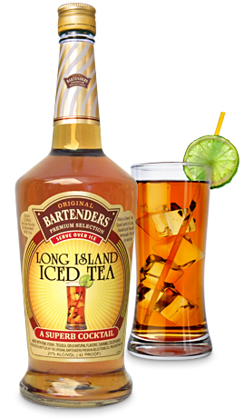 Bartender's Long Island Ice Tea 1L