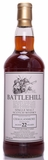 Battlehill Cragganmore 22 Year Old Single Malt Scotch