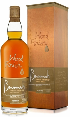 Benromach Hermitage Wood Finish 10 Year Old Single Malt Scotch