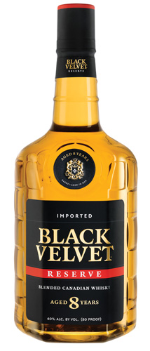 Black Velvet Reserve Canadian Whisky Magnum Buy Cheap Whiskey
