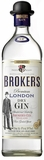 Broker's London Dry Gin 1L