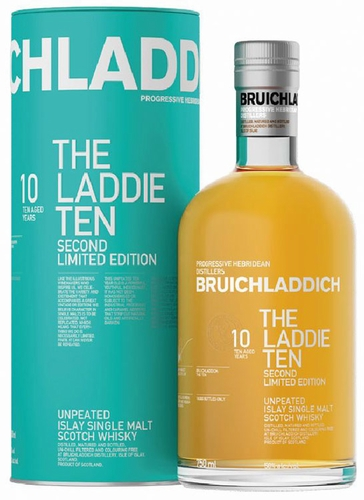 Bruichladdich the Laddie Ten Single Malt Scotch