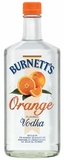 Burnett's Orange Vodka 1L