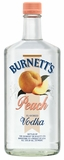 Burnett's Peach Vodka 1L