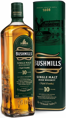 Bushmills Irish Whiskey Reviews - thespruceeats.com