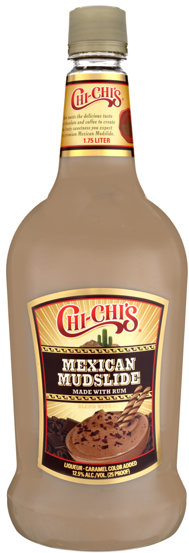 Chi-Chi's Mexican Mudslide Cocktail 1.75l