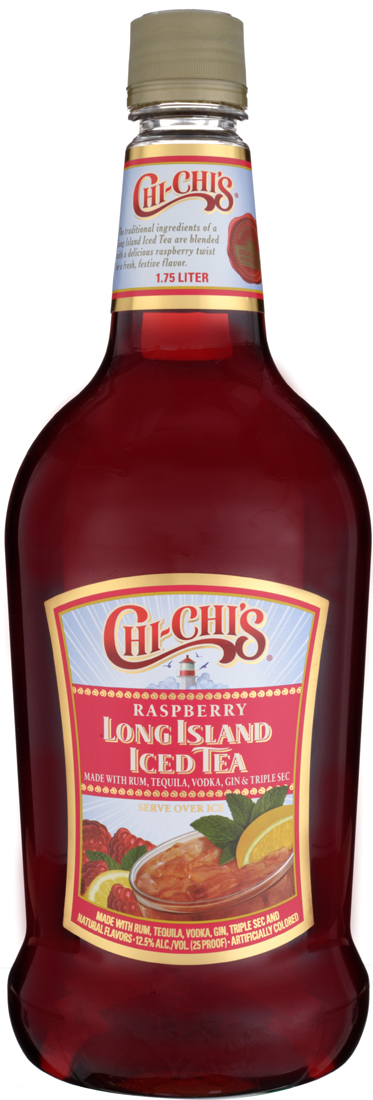 Chi-Chi's Raspberry Long Island Iced Tea Cocktail 1.75l