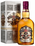 Chivas Regal 12 Year Blended Scotch 1L