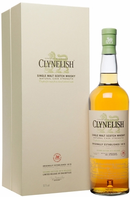 Clynelish Selected Reserve 2nd Edition 2015 Release Single Malt Scotch