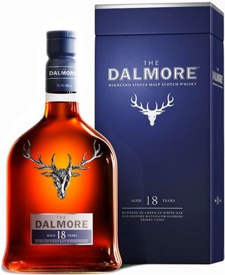 Dalmore 18 Year Old Single Malt Scotch
