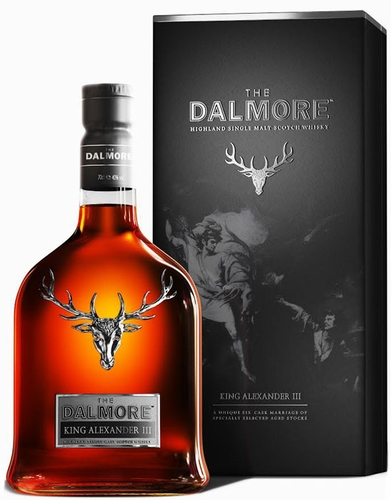 Dalmore King Alexander III Single Malt Scotch