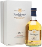 Dalwhinnie 25 Year Old Limited Edition Single Malt Scotch