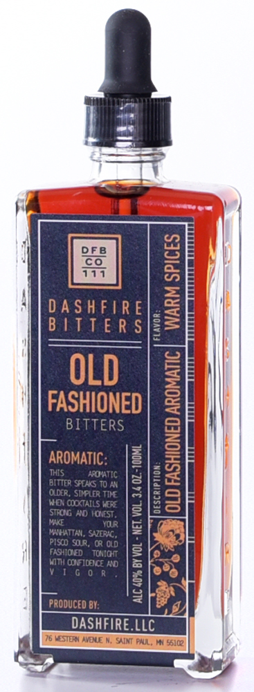 Dashfire Brandy Old Fashioned Bitters