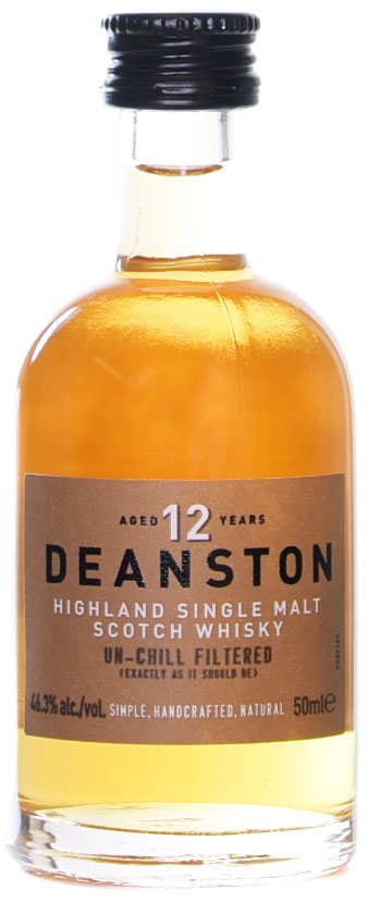 Deanston 12 Year Old Single Malt Scotch 50ML