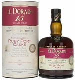 El Dorado Rum 15 Year Old Ruby Port Casks