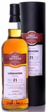 First Editions Longmorn 21 Year Old Single Malt Scotch 1992