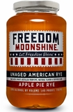 Freedom Apple Pie Rye Flavored Moonshine