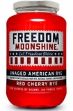 Freedom Red Cherry Rye Flavored Moonshine
