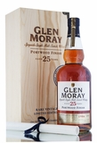 Glen Moray 25 Year Portwood Finished Single Malt Scotch 1987