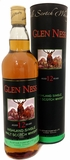 Glen Ness 12 Year Old Single Malt Scotch