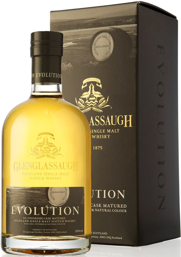 Glenglassaugh Evolution Single Malt Scotch