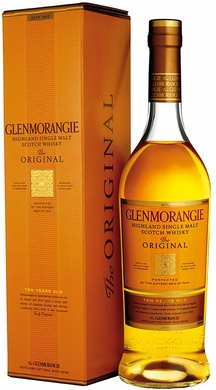 Glenmorangie Original 10 Year Old Single Malt Scotch