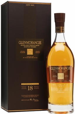 Glenmorangie 18 Year Old Single Malt Scotch