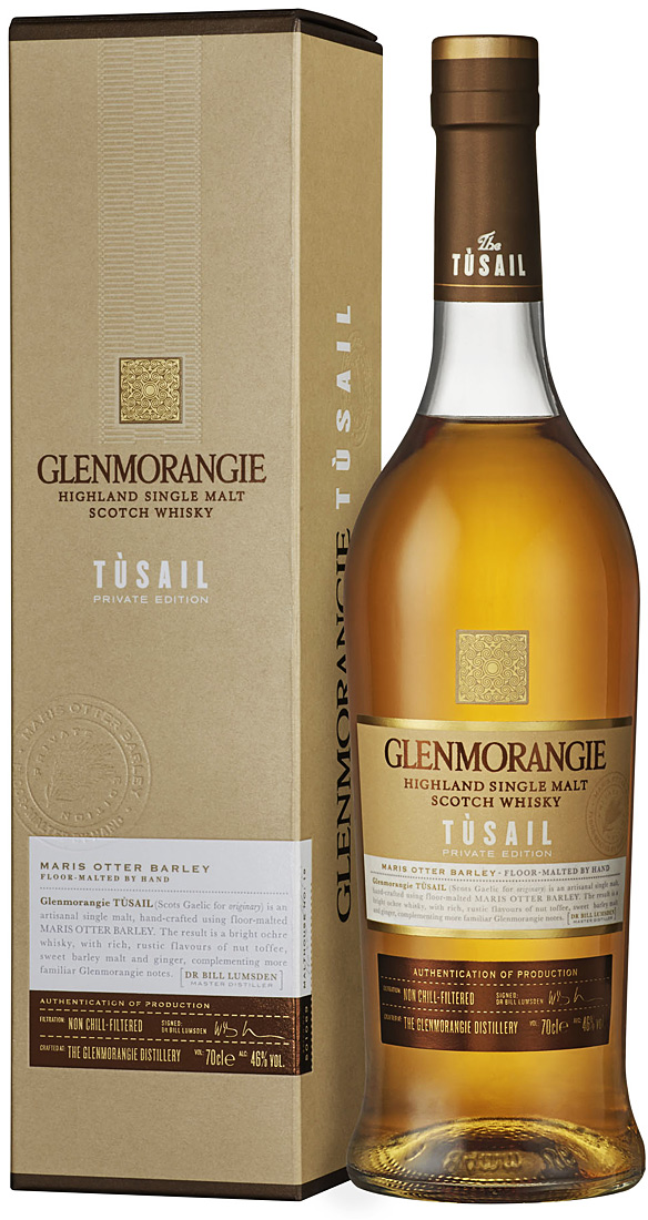 Glenmorangie Tusail Single Malt Scotch