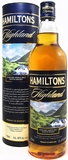 Hamiltons Highland Single Malt Scotch Whisky