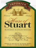 House of Stuart Blended Scotch 1L