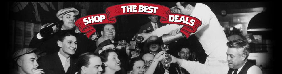 Best deals on beer, wine & liquor