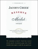 Jacobs Creek Reserve Merlot