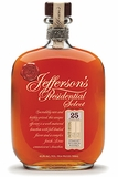 Jefferson's Presidential Select 25 Year Rye Whiskey