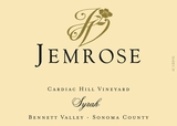 Jemrose Syrah Cardiac Hill (case of 12)
