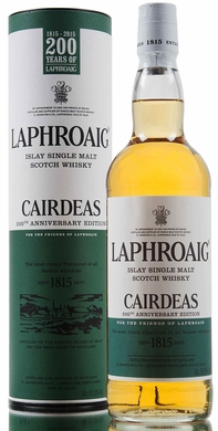 Laphroaig Cairdeas 200th Anniversary Single Malt Scotch