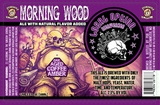Local Option Morning Wood Oak Aged Coffee Amber
