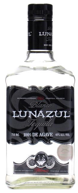 Lunazul Blanco Tequila Best Tequila Prices