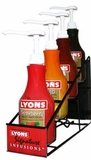 Lyons Fruit Infusions Strawberry 32oz