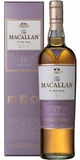 Macallan Fine Oak 17 Year Old Single Malt Scotch