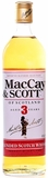 MacCay & Scott 3 Year Old Blended Scotch