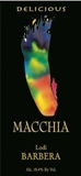 Macchia Barbera Delicious Lodi (case of 12)