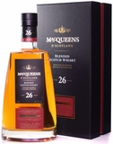 MacQueens 26 Year Old Blended Scotch Whisky