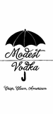 Modest Vodka 1L