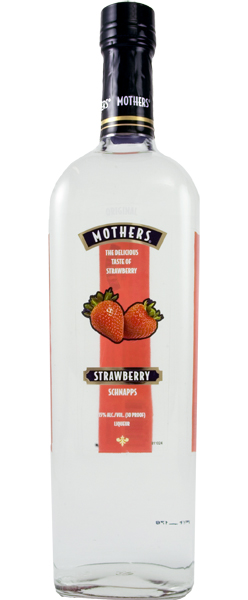 Strawberry schnapps