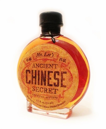 Mr Lee's Ancient Chinese Secret Bitters