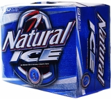Natural Ice 12pk Cans