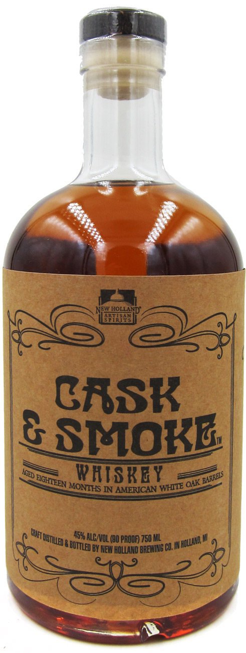 New holland cask amp smoke whiskey buy new holland peated whiskey