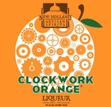 New Holland Clockwork Orange Liqueur