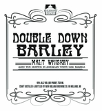 New Holland Double Down Barley Whiskey